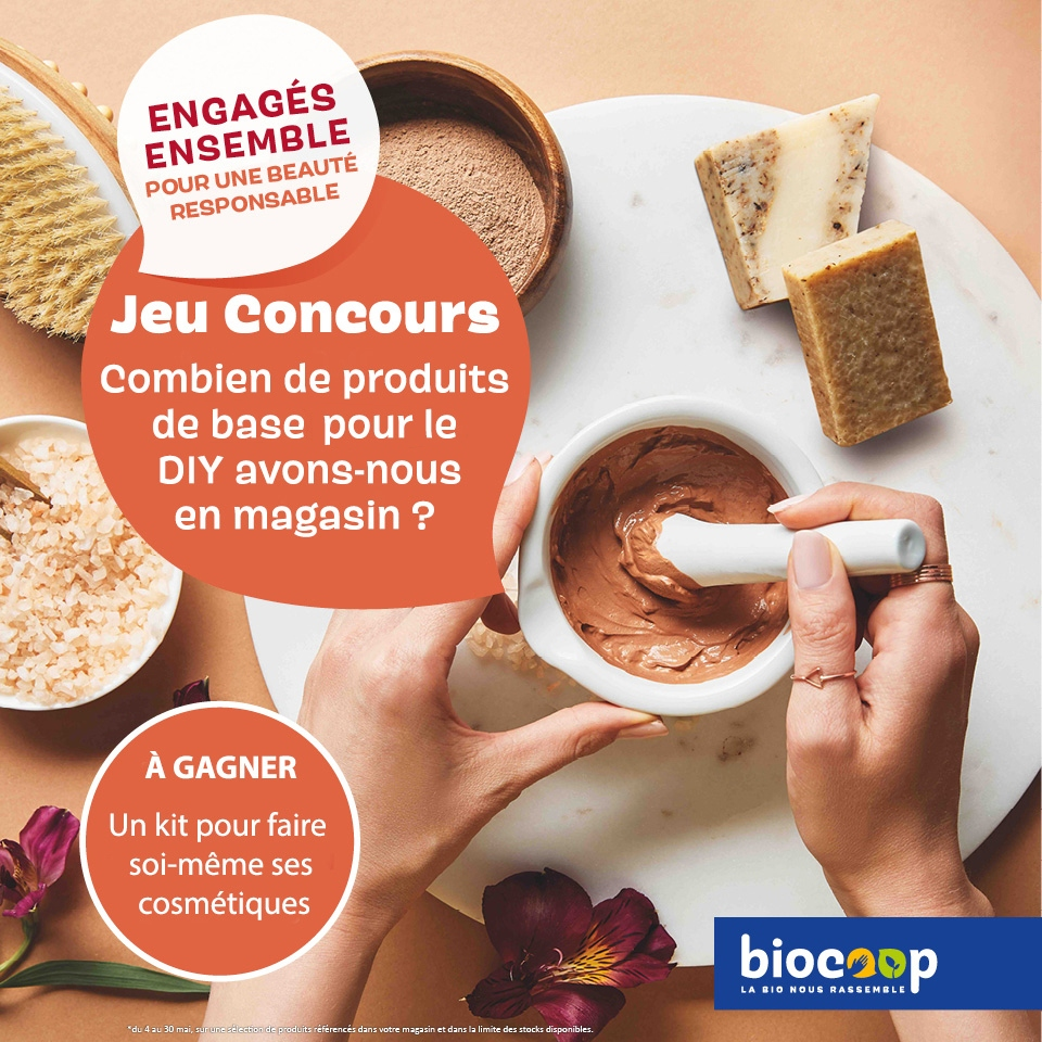 Jeu Concours Special Do It Yourself